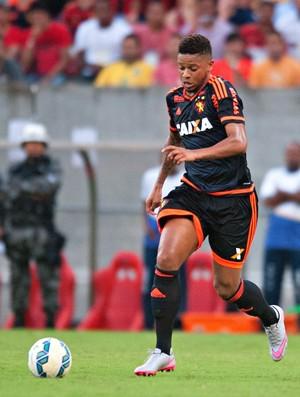 André Sport (Foto: Adelson Carneiro/ Pernambuco Press)