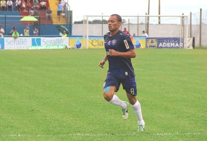 Léo Gago Cianorte (Foto: Martins Neto/CianorteFC)