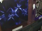 UFSCar realiza exposição com fotos de cristais de vidro e moldes em 3D