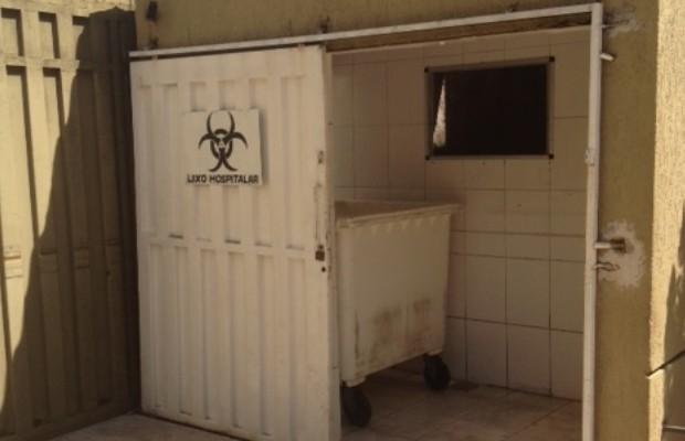 Comurg não vai recolher lixo hospitalar em Goiânia, Goiás (Foto: Murillo Velasco/G1)