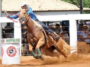 Prova de tambor (Foto: Adilson dos Santos/Divulgação Prefeitura de Quissamã)