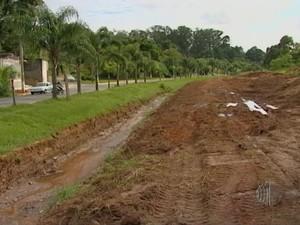 Obras em Poá devem evitar alagamentos (Foto: Reprodução/TV Diário)