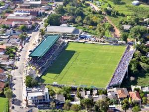 Estádio Vieirão (Foto: Divulgação/Cerâmica)