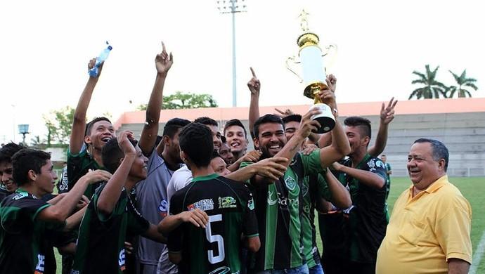 Manaus F.C (Foto: Emanuel Mendes Siqueira)