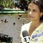 Natália Jael garante que ser jornalista é ter uma missão importante na sociedade.  (Foto: Arquivo Pessoal/ Natália Jael )