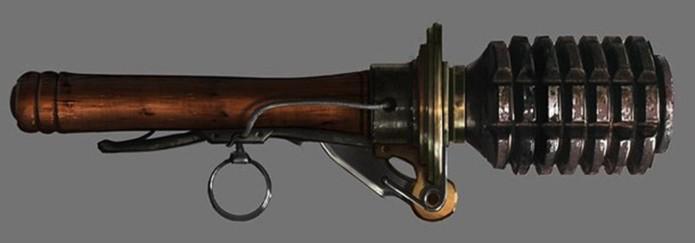 MKIV Grenade (Foto: Divulgação)