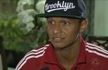 Conheça a trajetória do volante Léo Henrique, campeão carioca de 2014 pelo Flamengo