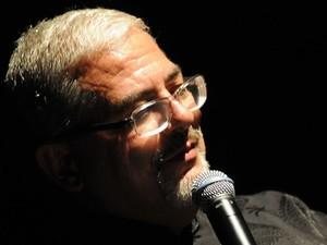 O poeta Frederico Barbosa é um dos participantes da virada (Foto: Divulgação/Assessoria da Prefeitura de Natal)