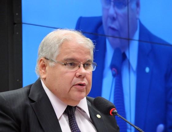 O deputado federal Lúcio Vieira Lima (PMDB - BA) (Foto: Luis Macedo/Câmara dos Deputados)
