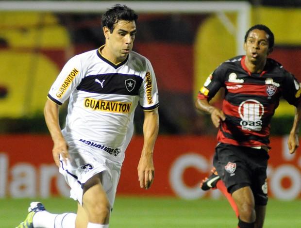 Herrera Botafogo x Vitória (Foto: Angelo Pontes / Ag. Estado)