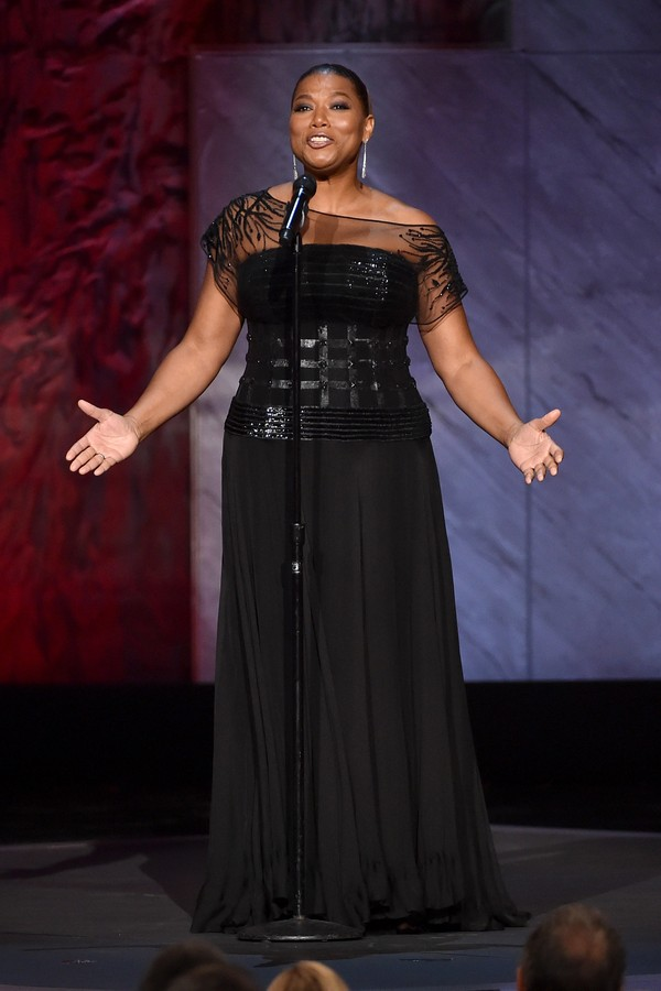 A atriz Queen Latifah (Foto: Getty Images)