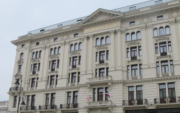 hotel polonia eurocopa (Foto: Marcos Felipe/GLOBOESPORTE.COM)