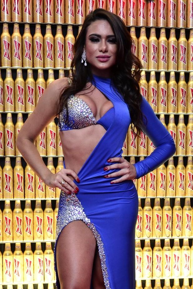 Patricia Jordane (Foto: Roberto Teixeira/EGO)