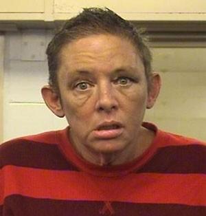 Shari Walters foi presa acusada de manter relações sexuais com cães de amiga (Foto: Albuquerque Police Department)