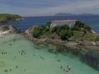 Orla da Praia do Forte, em Cabo Frio, RJ, terá passeio ciclístico