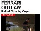 Justin Bieber é parado e multado por polícia ao dirigir Ferrari, diz site
