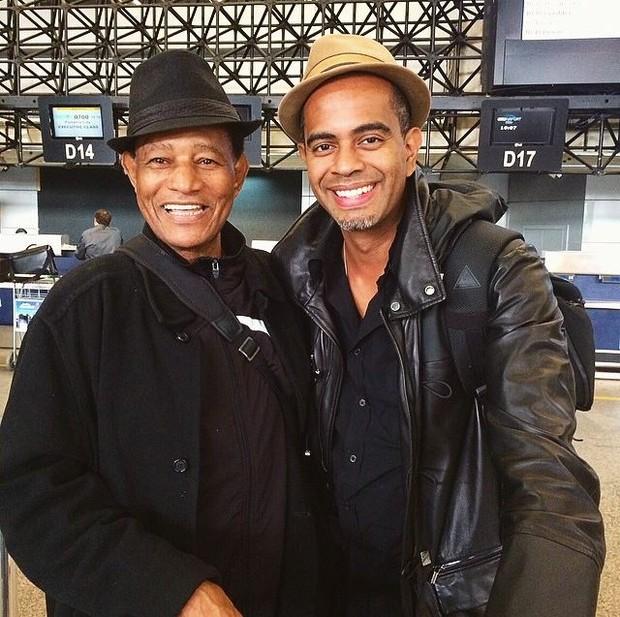 Jair Oliveira faz post em homenagem ao pai (Foto: Instagram/Reprodução)
