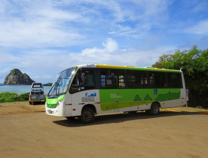 Ônibus Fernando de Noronha