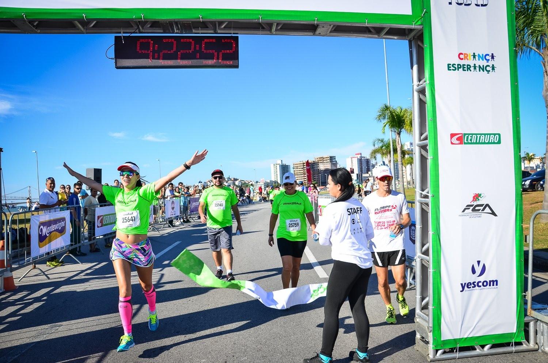 Katiane Coelho foi a vencedora entre as mulheres (Foto: Marcelo Eduardo Braga/Divulgação)