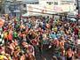 Velha guarda e nova geração marcam o bloco do Caldeira em Manaus