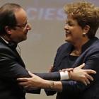 Mercosul está pronto para fazer oferta de acordo à UE, diz Dilma (Nelson Antoine/Fotoarena/Estadão Conteúdo)