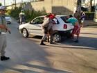 Operação autua veículos irregulares no Benedito Bentes, em Maceió