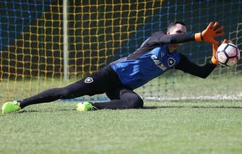 Botafogo treina pênaltis, e Gatito se destaca: três cobranças defendidas