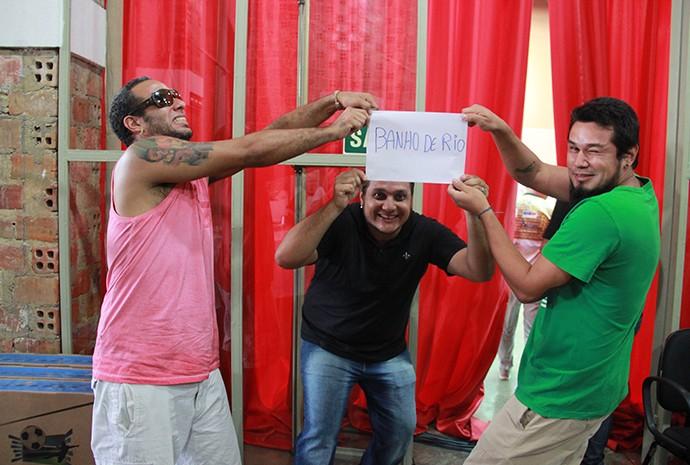 Banda Cabocrioulo (Foto: Katiúscia Monteiro/ Rede Amazônica)