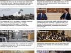 Regime sírio afirma que armar rebeldes viola direito internacional