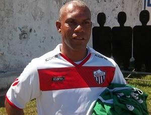 Evaldo Pereira, novo técnico do Serra (Foto: Eduardo Dias/VC no GE)