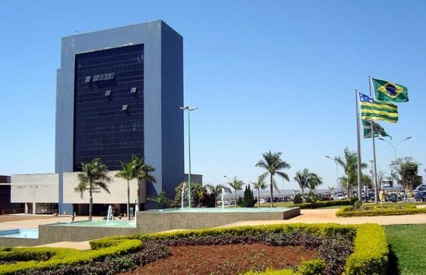 Prefeitura de Goiânia, em Goiás (Foto: Arolldo Costa/Prefeitura de Goiânia)