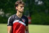 Feliz com interesse espanhol, Rodrigo Caio se diz concentrado no São Paulo