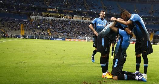 sem nó na garganta (Lucas Uebel/Grêmio, Divulgação)
