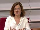 Miriam Leitão analisa efeitos das investigações de políticos no STF