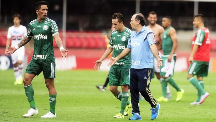 São Paulo, Palmeiras, Marcelo Oliveira (Foto: Marcos Ribolli)