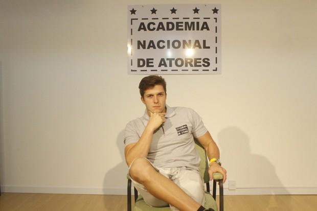 Gabriel Mandergan (Foto: Divulgação/Rodrigo dos Anjos)