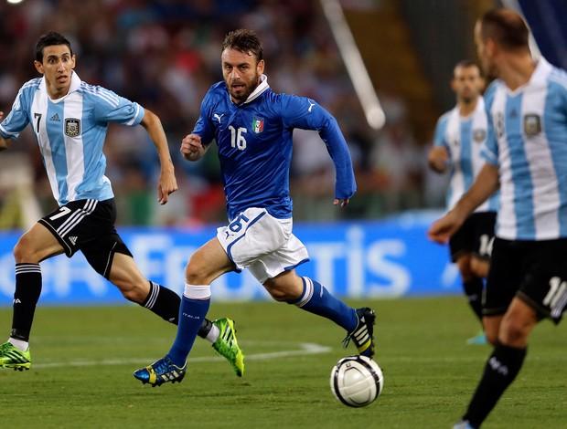 Argentina X Itália