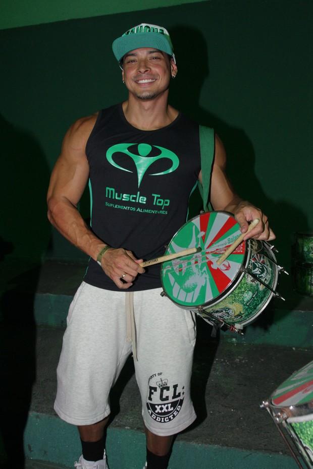 Felipe Franco (Foto: Paduardo / AgNews)