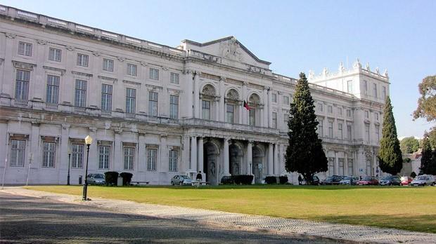 Palcio Nacional da Ajuda (Foto: Divulgao)