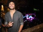 Jesus Luz, Nando Rodrigues e mais famosos curtem festa no Rio