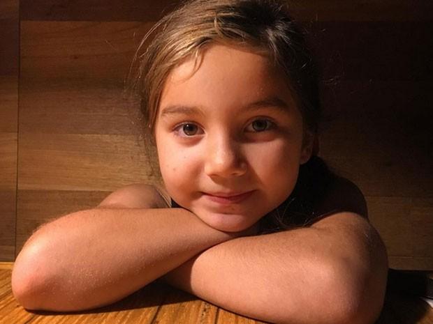 Olívia, filha de Otaviano Costa e Flávia Alessandra (Foto: Instagram/ Reprodução)