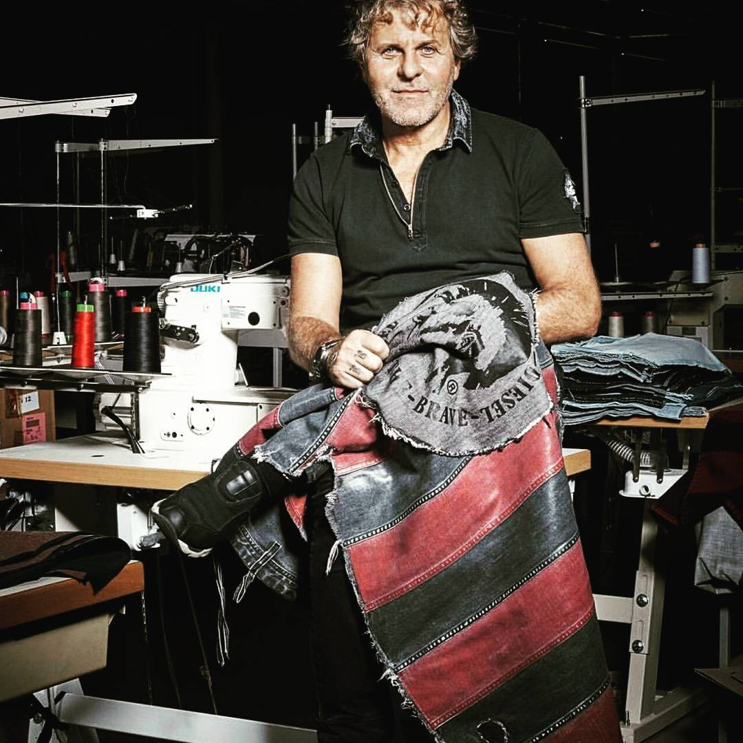 Renzo Rosso, o cara por trás da Diesel (Foto: Reprodução/Instagram)