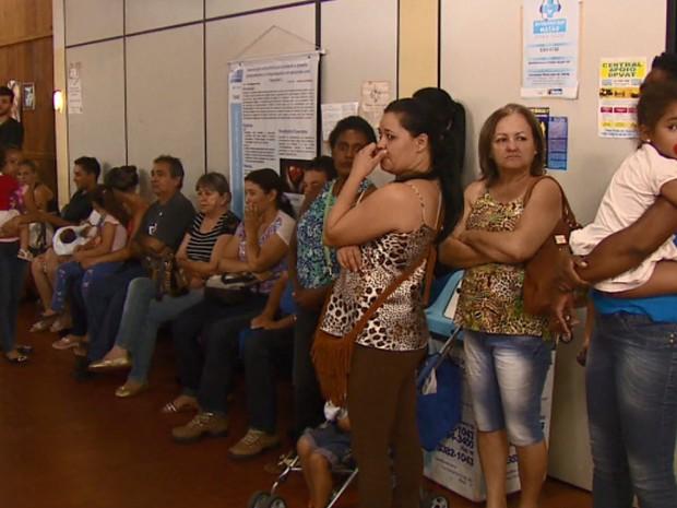 Unidades de saúde de Matão estão recebendo pacientes com suspeita de zika (Foto: Marlon Tavoni/EPTV)