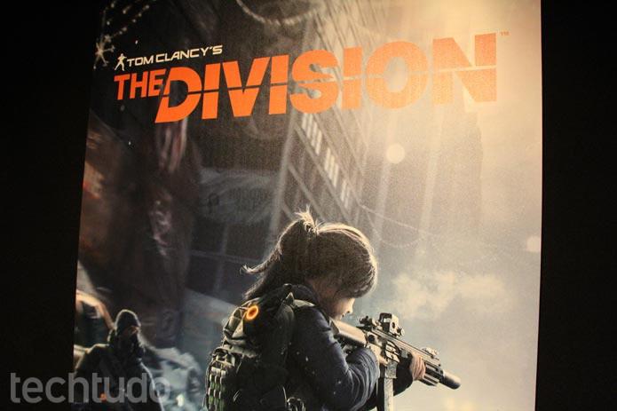 The Division traz mundo pós-apocalíptico para a nova geração de consoles (Foto: Felipe Vinha/ TechTudo)