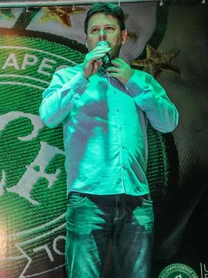 Sandro Pallaoro Chapecoense (Foto: Francieli Constante/Chapecoense)