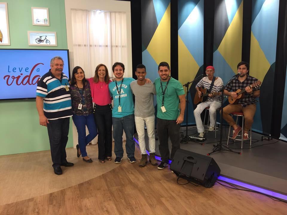 Leve a Vida (Foto: Divulgação/ TV Gazeta)