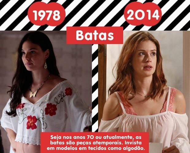 Batas (Foto: Vídeo Show / TV Globo)