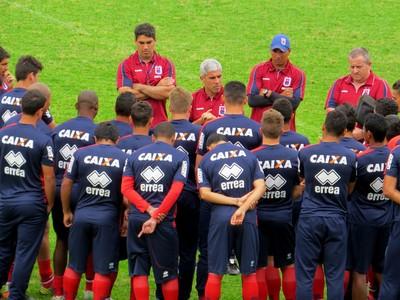Ricardinho Paraná Clube (Foto: Fernando Freire)