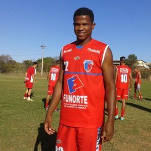 Léo Baiano (Foto: Cida Santana/GE)