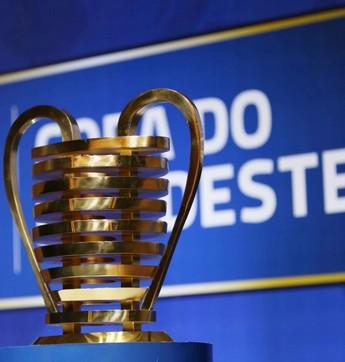 Taça - Copa do Nordeste  (Foto:  Rafael Ribeiro/CBF)